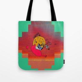 Moon Chaka Tote Bag