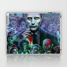 Hannibal Holocaust - They Live Return of the Living Dead Mads Mikkelsen Laptop & iPad Skin