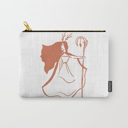 'I Have Passed Through Fire' Carry-All Pouch