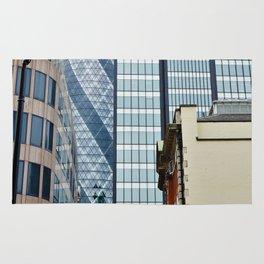 London Architecture Rug