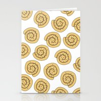 swedish Stationery Cards featuring Swedish Cookies by Johanna Kindvall