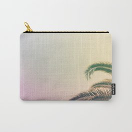 Minimal - Palm tree leafs photography I  Carry-All Pouch