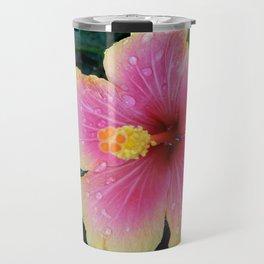 Prismatic Petals Travel Mug