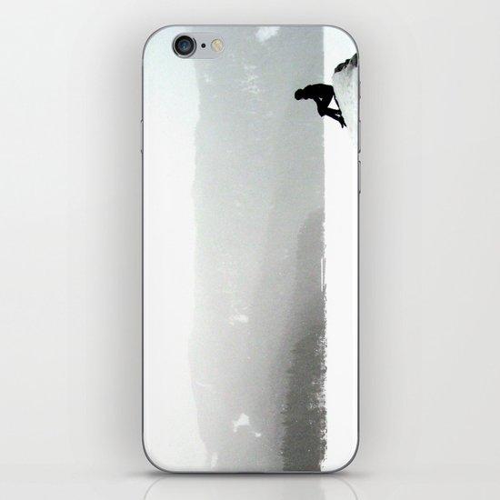 snowblind.  iPhone & iPod Skin