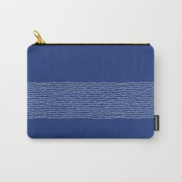 Traditional Japan blue Carry-All Pouch