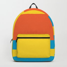 Colours of Bart Backpack