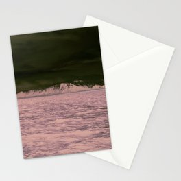 SEA - SNOW - OCEAN - ICE - COLD - COOL - PHOTOGRAPHY Stationery Cards