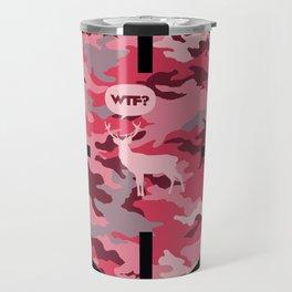WTF? Ciervo! Travel Mug