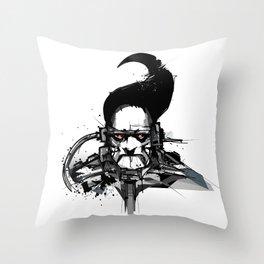 Superhero Complex Throw Pillow