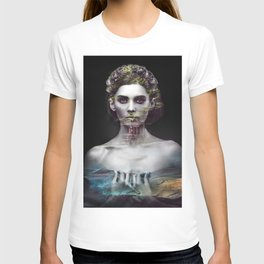 Home portrait nature T-shirt