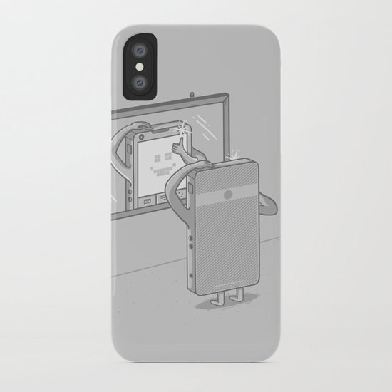 New Profile Picture iPhone Case