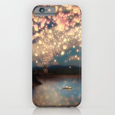 Love Wish Lanterns iPhone 6 Slim Case