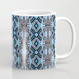Creole Woman in Mint Coffee Mug