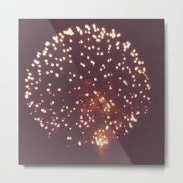 you're a firework Metal Print