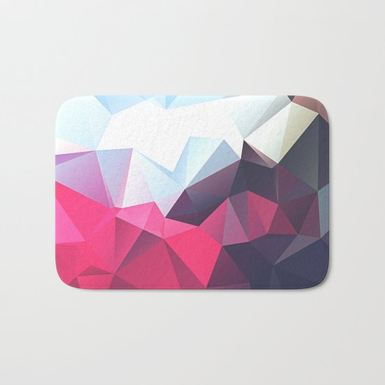 Polygonal Bath Mat