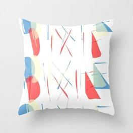 DIXIE 2 Throw Pillow