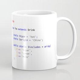PHP Tea Class Coffee Mug