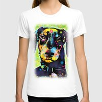 dachshund T-shirts featuring Dachshund by Gary Grayson