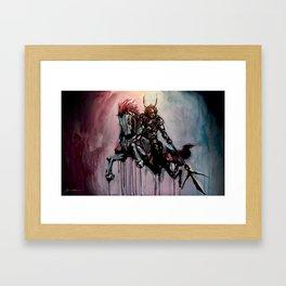 Phantom G Framed Art Print