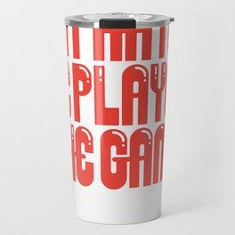 Don't 8 Travel Mug