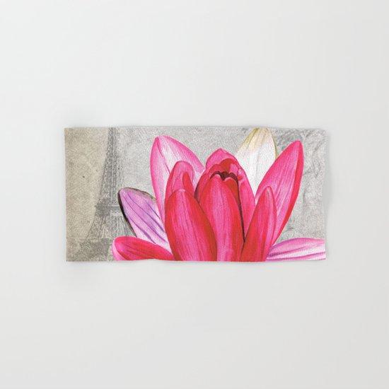 Macro Flower #1 Hand & Bath Towel