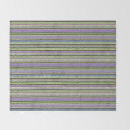 Knitting pattern Throw Blanket