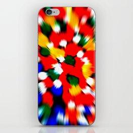 Splash 027 iPhone Skin