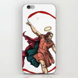 The dance of eternity iPhone Skin