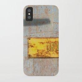 Abandoned VII iPhone Case