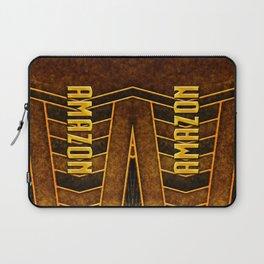 I Am An Amazon Leathers Laptop Sleeve