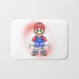 It's ME, Mario !  Bath Mat