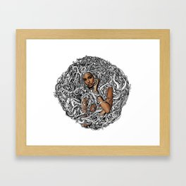 SINK Framed Art Print