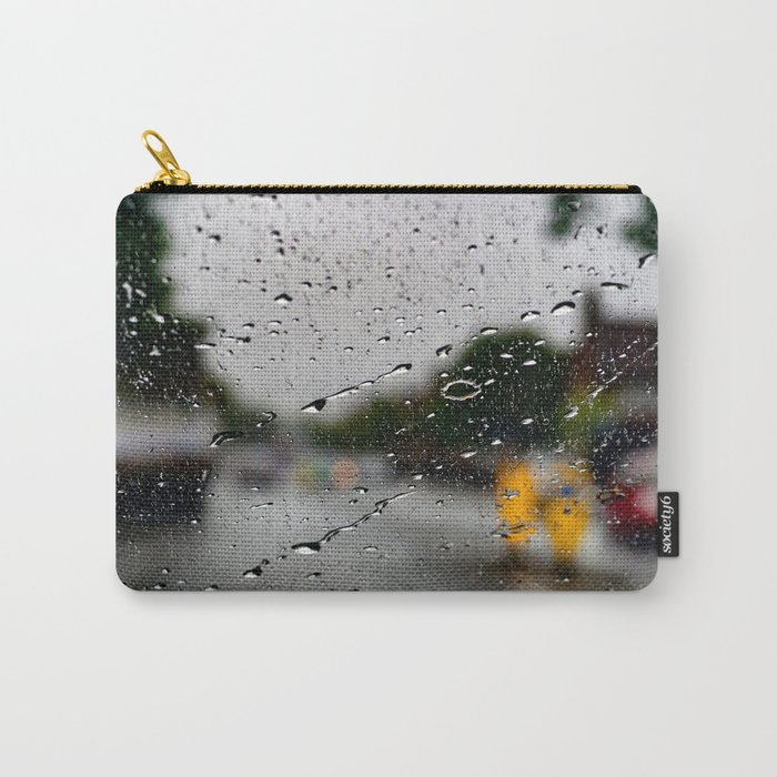 Rainy Bokeh. Carry-All Pouch