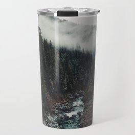 When the sky touch the wild Travel Mug