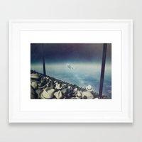astronaut Framed Art Prints featuring Astronaut by MiraRuido