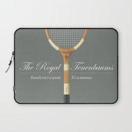 The Royal Tenenbaums - Alternative Movie Poster Laptop Sleeve