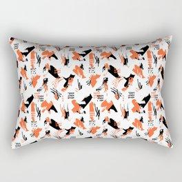 Hot Chili Pepper Rectangular Pillow
