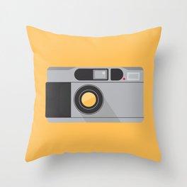 Camera Series: Contax T2 Throw Pillow