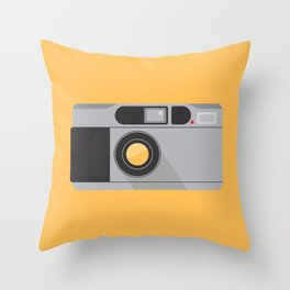 Camera Series: Contax T2 Throw Pillow