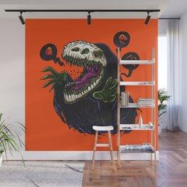 Grim Reapersaur Wall Mural