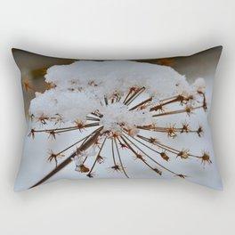 Cow Parsley Rectangular Pillow