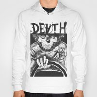 death Hoodies featuring DEATH  by TARTWURK