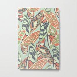 Insect Wings Metal Print