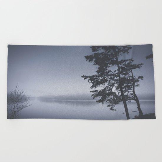Good morning beautiful Beach Towel