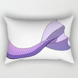 Lavender Mermaid Tail V2 Rectangular Pillow