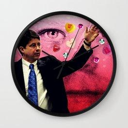 I Dream of Dean Wall Clock