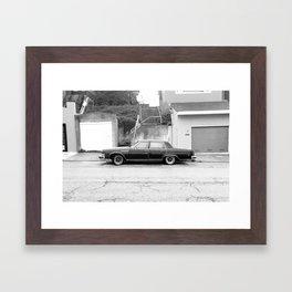Soloparking #2 Framed Art Print