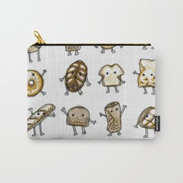 I Love Bread Carry-All Pouch