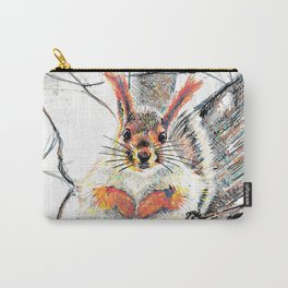 Big cut eyes Carry-All Pouch