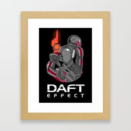 Daft Effect Framed Art Print